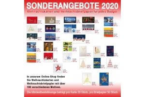 SONDERANGEBOTE 2020